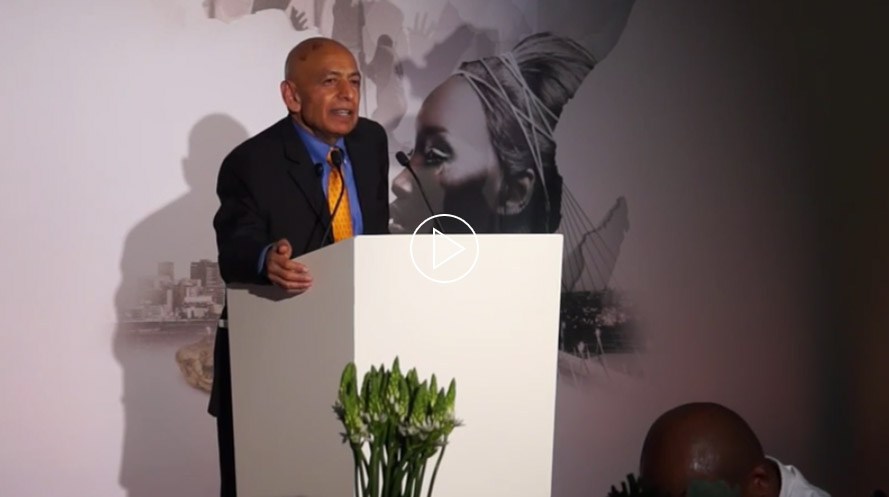 """""""Africa's Promise – and the Challenges That Lie Ahead,"""" Old Mutual Wisdom Forum, Johannesburg, South Africa"""