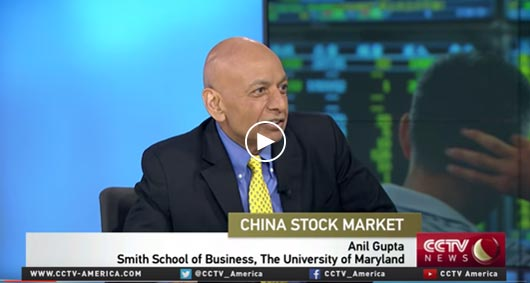 """Chinese Stock Market,"" CCTV Americas"