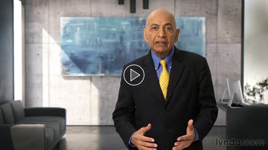 "Sample video from 15-segment course on ""Global Strategy,"" <br /> Lynda.com/A LinkedIn Company"